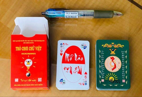 Bộ Thẻ chữ Việt sinh viên